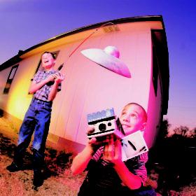 Agency Kids UFO